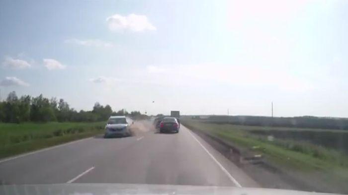 Авария дня часть 752 (фото+видео)