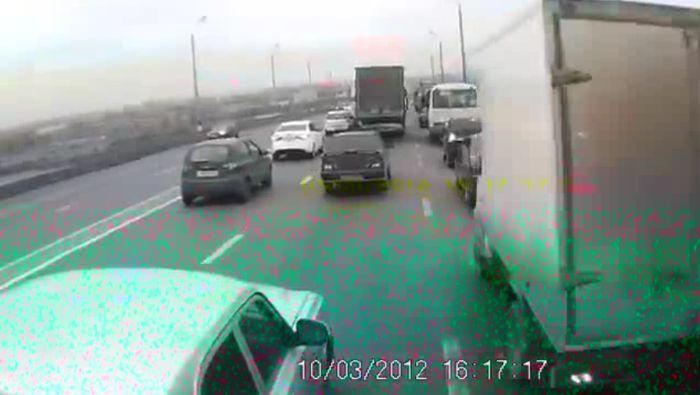 Авария дня часть 754 (фото+видео)