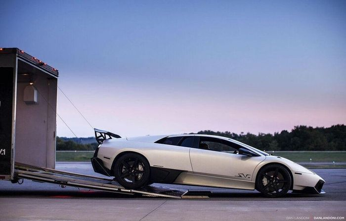 Самый мощный Lamborghini Murcielago в мире - 2000 л.с. (10 фото+4 видео)