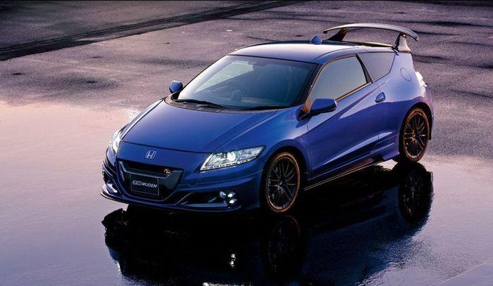 В компании Mugen поработали над хэтбеком Honda CR-Z (20 фото)