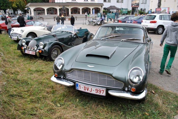 Фотоотчет с Waterloo Historic Cars 2012 (95 фото+4 видео)