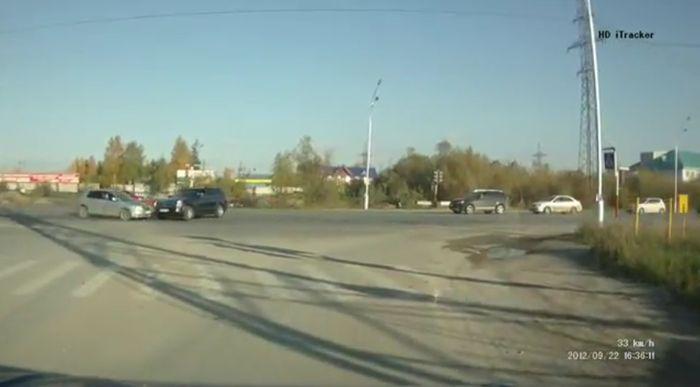 Авария дня часть 760 (фото+видео)
