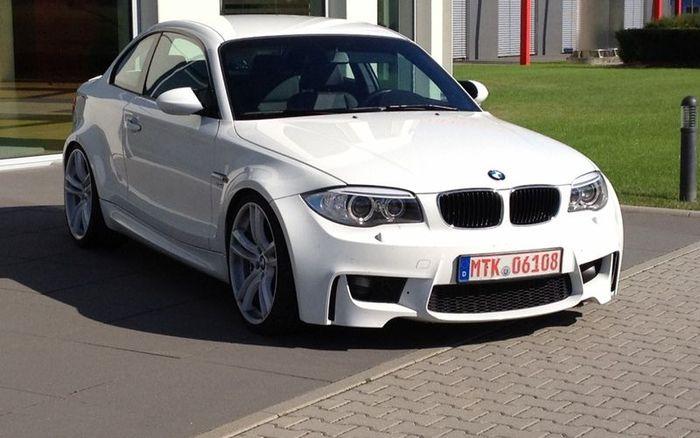 BMW 1-Series M Coupe получил мотор V10 от TJ Fahrzeugdesign(12 фото)