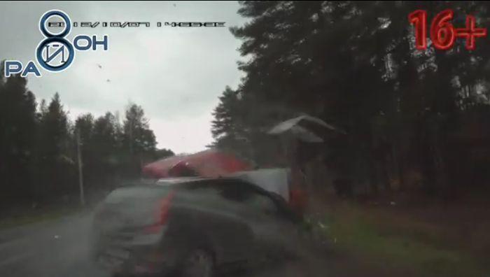 Авария дня часть 762 (фото+видео)