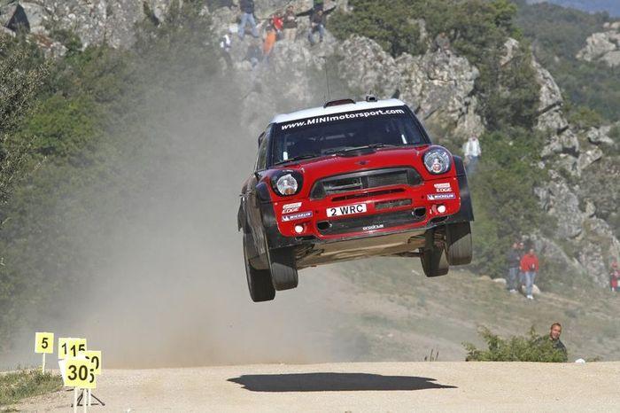 Компания MINI уходит из ралли WRC (49 фото)