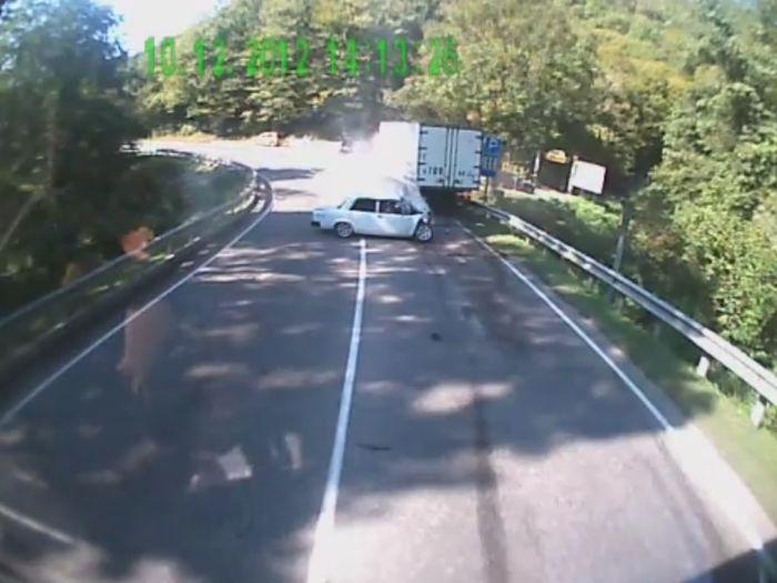 Авария дня часть 765 (фото+видео)