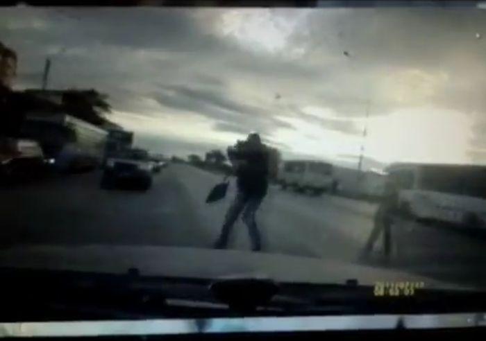 Безбашенный убийца из Караганды (видео)