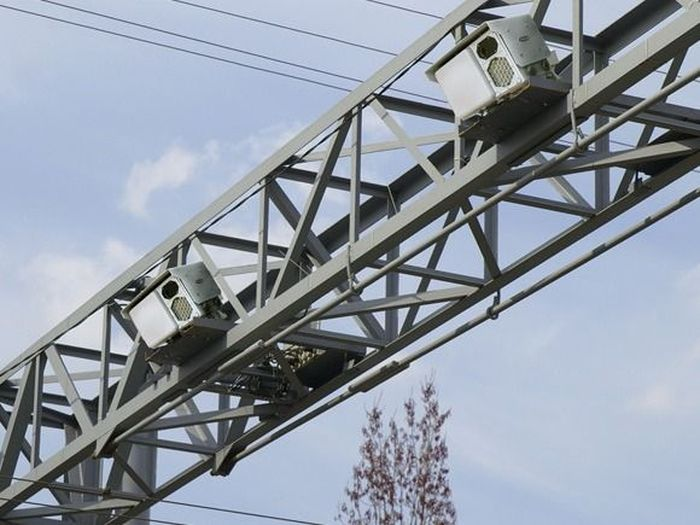 В Москве начали работать камеры слежения за проезд стоп-линии (текст)
