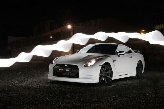 Nissan GT-R China Edition от болгарского ателье Vilner (10 фото)