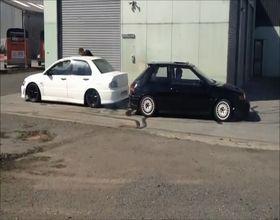 Evolution против Mazda