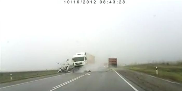 Авария дня часть 771 (фото+видео)