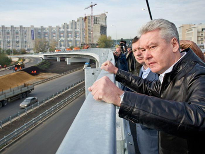 Мэр Москвы увеличит дорожный налог в столице (текст)