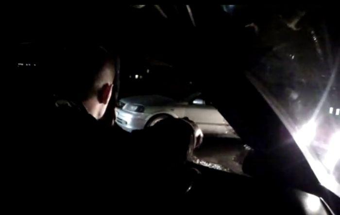 Стрельба в Екатеринбурге - автоподстава (2 видео)