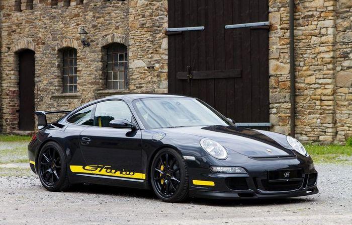Тюнинг ателье 9ff прокачало Porsche 911 GT3 (36 фото)