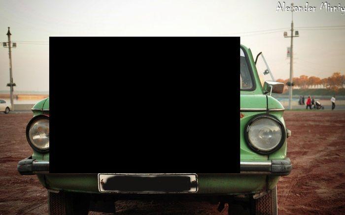 Не переходи дорогу Советскому автопрому! (3 фото)