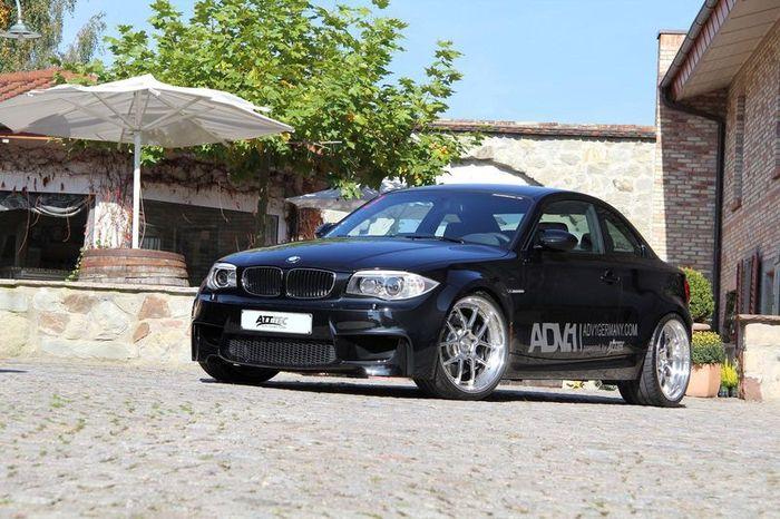 BMW 1-Series M Coupe в тюнинге от ателье ATT-TEC (7 фото)