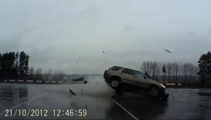 Авария дня часть 783 (фото+видео)