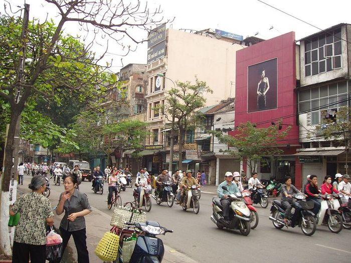 Дороги Вьетнама: особенности национального траффика (22 фото)