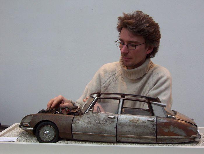 Модели автомобилей в стиле Rat-look - такого вы еще не видели (34 фото)