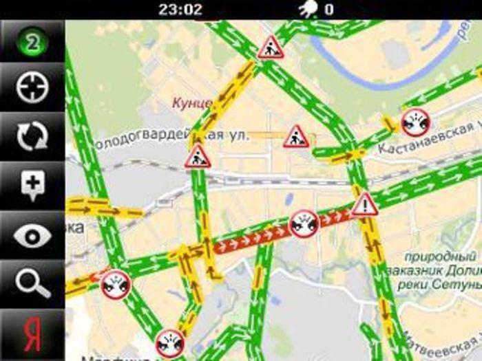 Теперь Яндекс будет предупреждать о камерах на дорогах (текст)