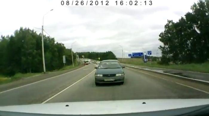 Авария дня часть 792 (фото+видео)