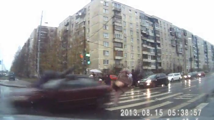 Авария дня часть 795 (фото+видео)
