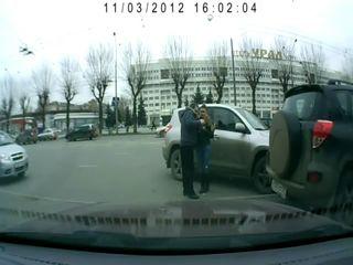 Беспилотный авто на автозапуске
