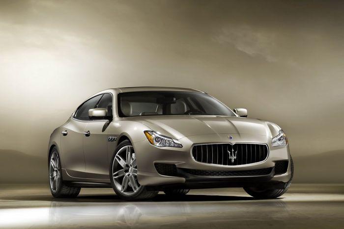 Официальные фото нового поколения Maserati Quattroporte (15 фото+3 видео)