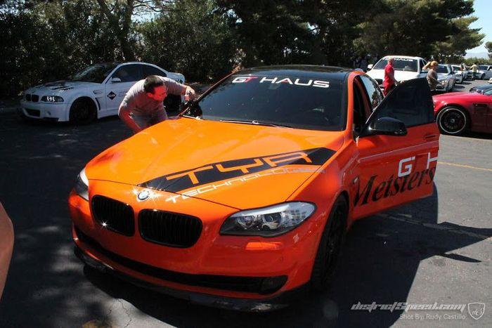 В США прошел грандиозный фестиваль владельцев BMW M - MFest VI (132 фото)