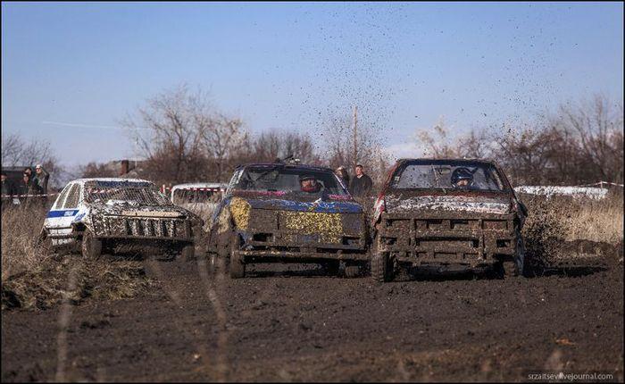 Гонки на выживание на кубок УРФО в Артемовском (30 фото)