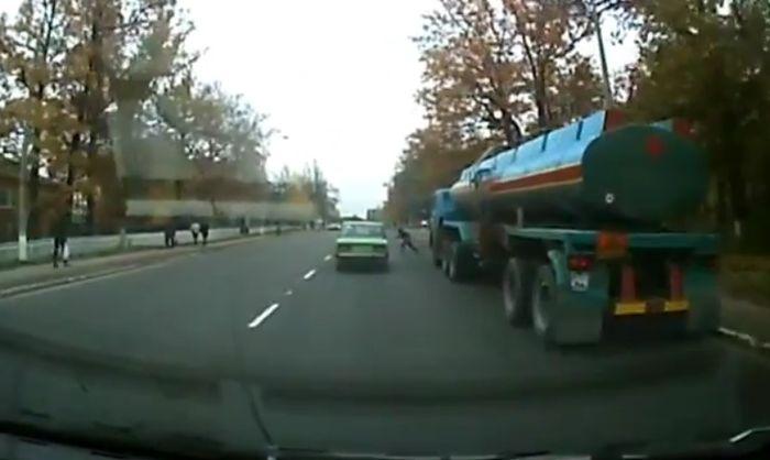 Авария дня часть 799 (фото+видео)