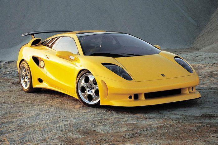 Lamborghini Cala - прототип, который остался в памяти (9 фото+видео)