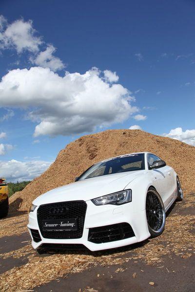 Audi S5 прокачали в ателье Senner Tuning (16 фото)