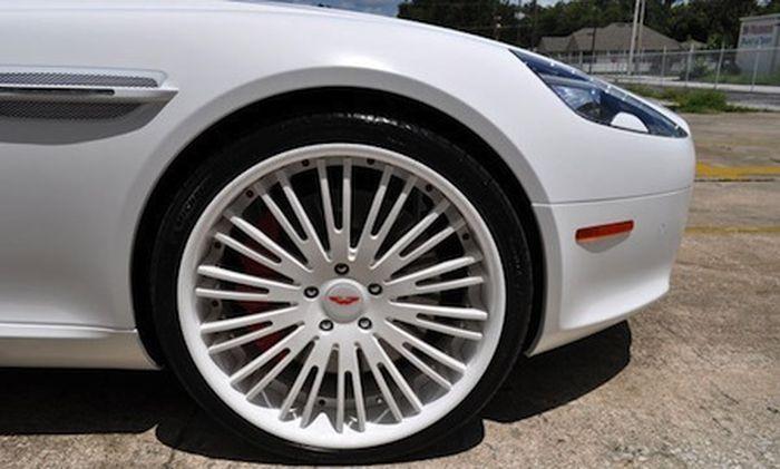 Выбираем диски для Aston Martin (10 фото)