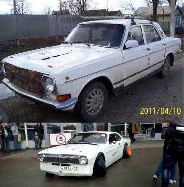 История одной Развалюхи из Краснодарского края (182 фото+2 видео)