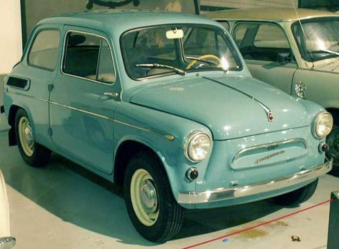 Что такое автомобиль в годы СССР (13 фото)