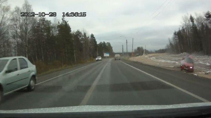 Авария дня часть 804 (фото+видео)