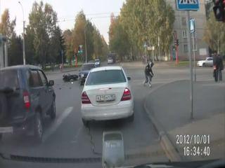 Подборка аварий на АвтоЧП