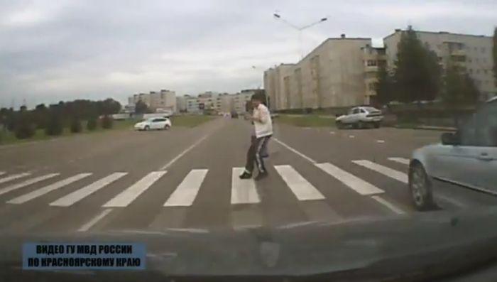 Авария дня часть 806 (фото+видео)