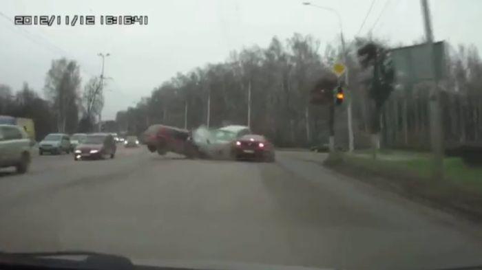 Авария дня часть 807 (фото+видео)