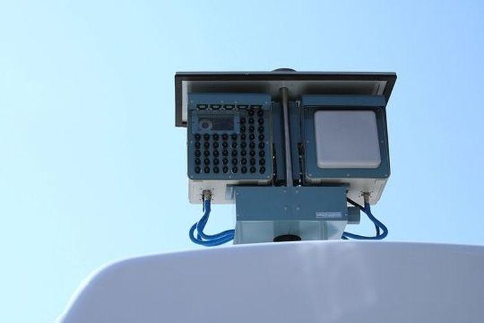 На 78 участках столичных дорог появились камеры фотофиксации (текст)