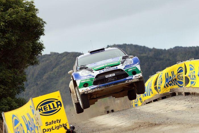 Чемпионат мира по ралли WRC 2012 (34 фото)
