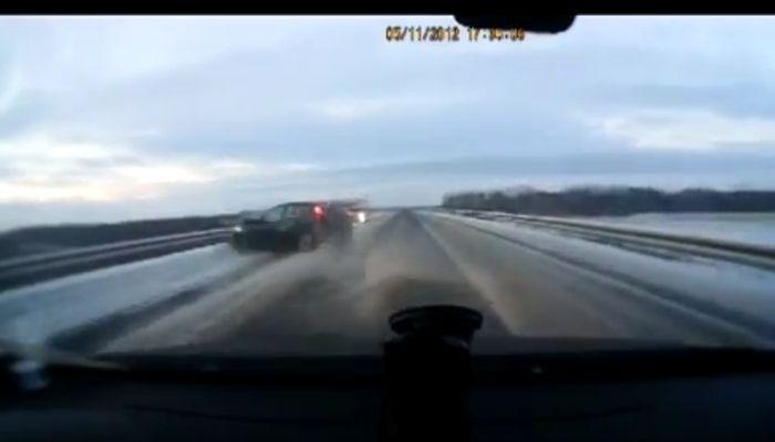 Авария дня часть 810 (фото+видео)