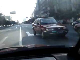 Китайский таксист в деле