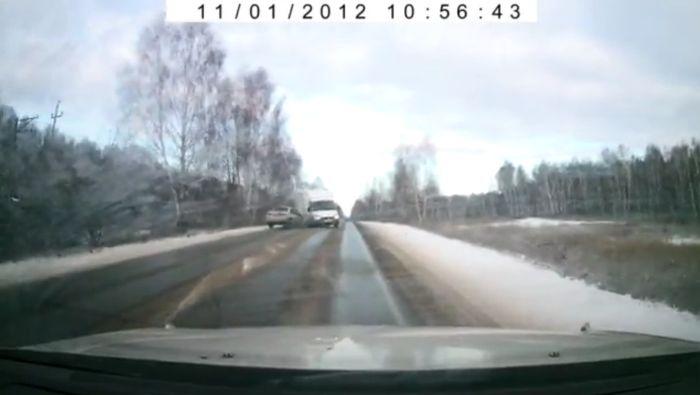 Авария дня часть 813 (фото+видео)