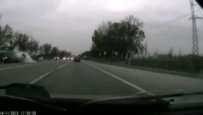Авария дня часть 822 (фото+видео)