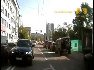 Подборка аварий и фэйлов с BMW
