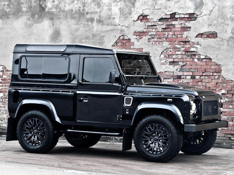 Land Rover Defender 90 получил стайл-пакет от Project Kahn (11 фото)