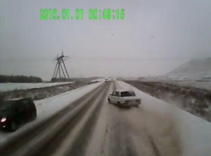 Авария дня часть 827 (фото+видео)