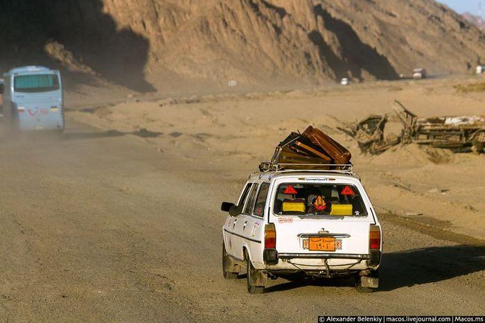 По дорогам Египта (35 фото)